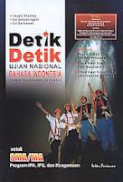 toko buku rahma: buku DETIK-DETIK UJIAN NASIONAL BAHASA INDONESIA TAHUN PELAJARAN 2013/2014 (UNTUK SMA PROGRAM IPA, IPS DAN KEAGAMAAN) , pengarang risdiyani chasanah, penerbit intan pariwara