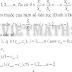 Lời giải các bài toán Dãy số trong Tạp chí THTT gần đây