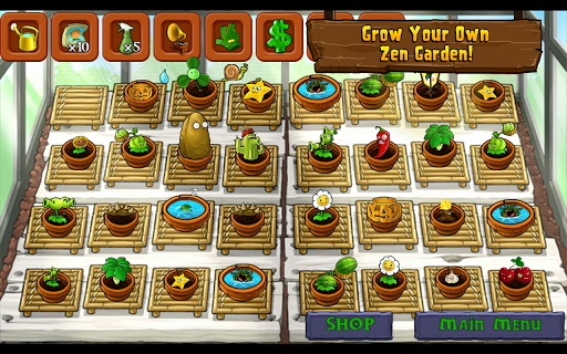 Link from Google Play: download Plants vs Zombies 2 apk free