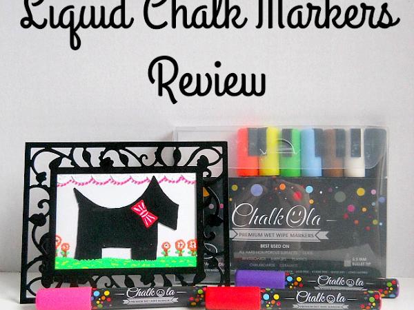 Chalkola Liquid Chalk Markers Review