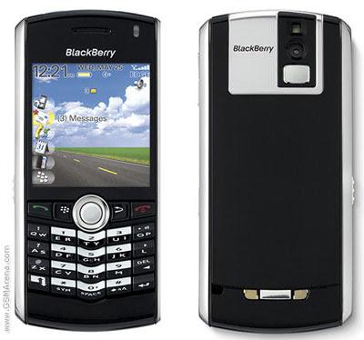 Download Firmware BlackBerry 8100