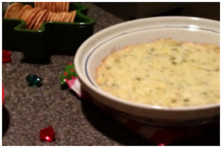 Artichoke Dip with Chilies