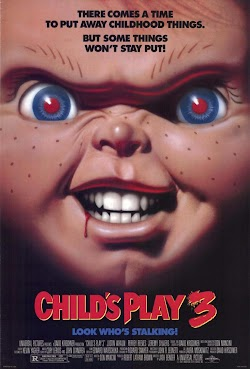 Ma Búp Bê 3 - Child's Play 3 (1991) Poster