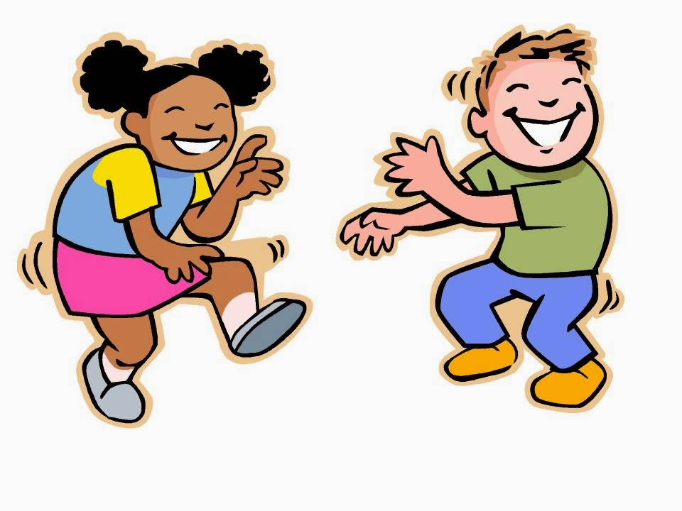 Kaleidoscope Learning: Preschool Dance Party