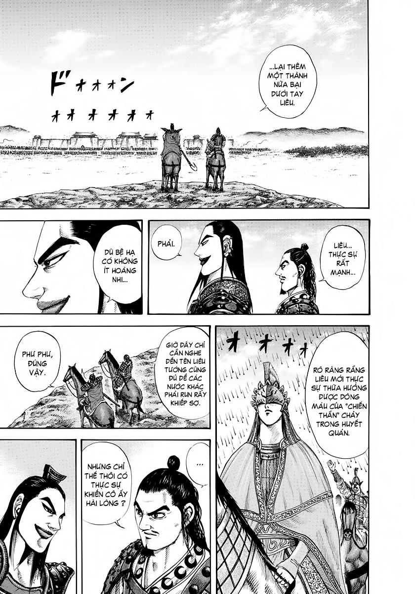 Kingdom - Vương Giả Thiên Hạ Chapter 164 page 12 - IZTruyenTranh.com