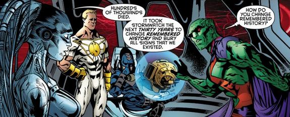 Stormwatch #10 (2012)