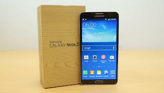 Samsung Galaxy Note 3 online review specs