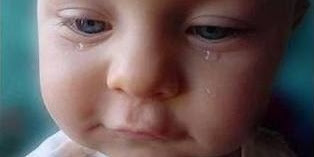 Por que a lágrima é salgada?