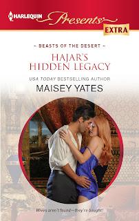 Hajar's Hidden Legacy by Maisey Yates