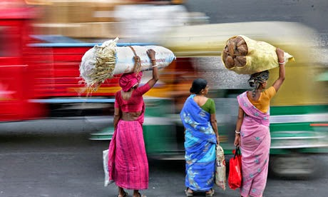 Urbanization in India and its good and bad