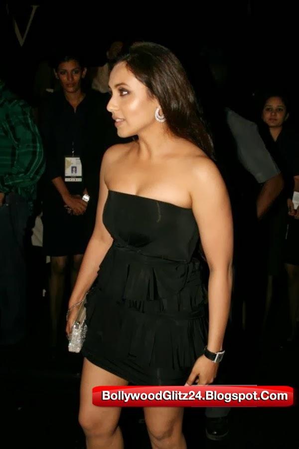 Rani Mukherjee Spotted