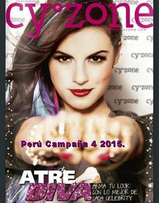 Cyzone Perú Campaña 4 2015