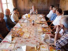 年中理監事會餐敘