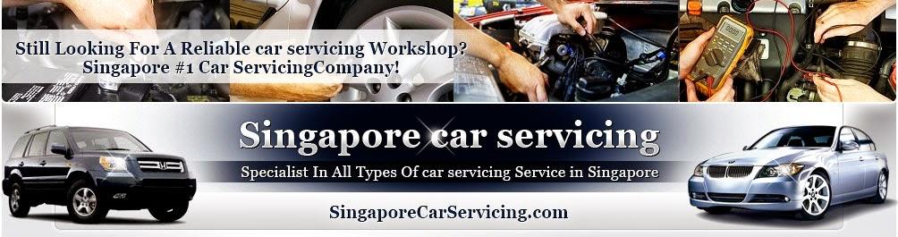 Singapore Car Servicing