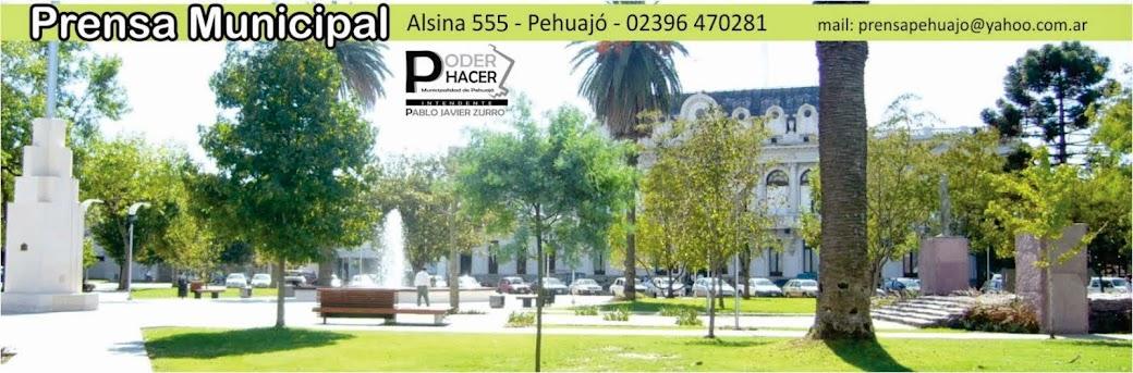 OFICINA DE PRENSA MUNICIPALIDAD DE PEHUAJO