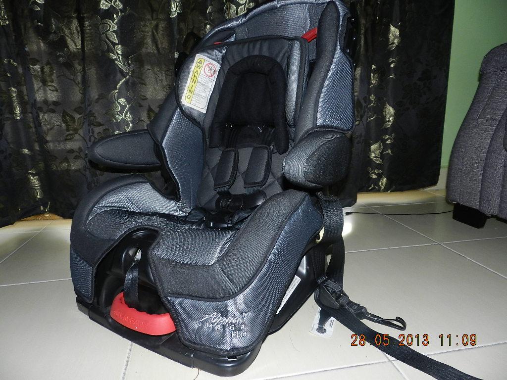 Cosco Alpha Omega Car Seat Manual