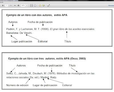 Image Gallery Formato Apa