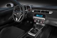 Chevrolet Camaro Z/28 (2014) Dashboard