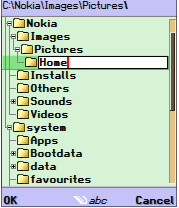 X-plore for Nokia N73, 5 Reasons Why This File Manager Rocks