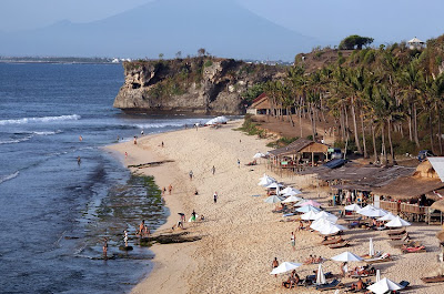 Balangan Beach, Padang-padang beach, Jimbaran Beach