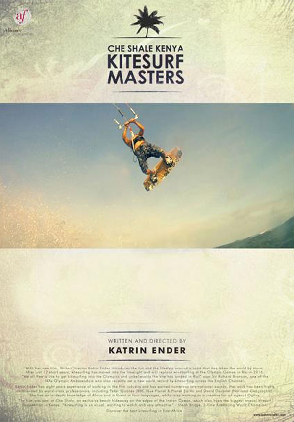 Che Shale Kitesurf Masters