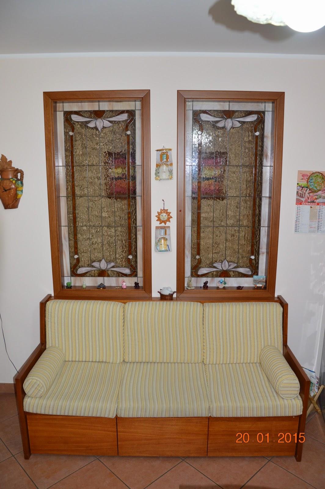 Arte del legno modelli di finestre esterne ed interne in legno - Modelli di finestre ...