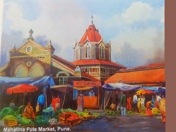 Mahatma Fule Market Pune