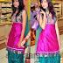 Silk Patiala Salwar Kameez