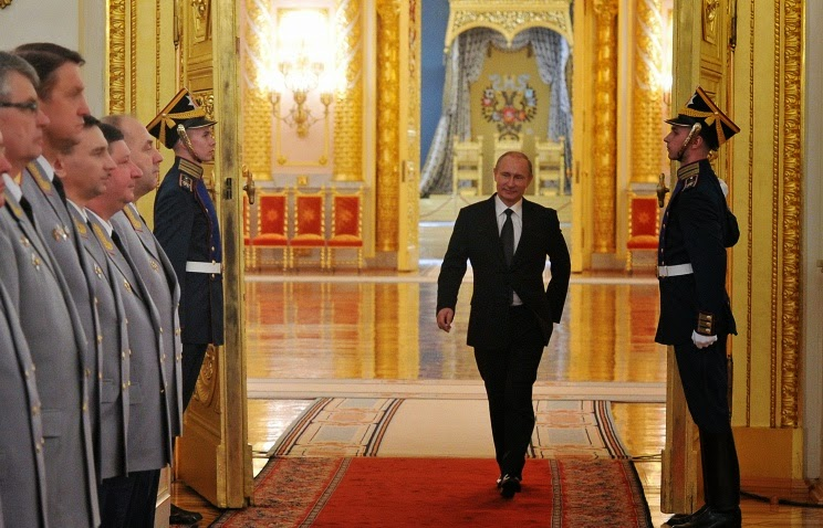 Západ je v šoku. Svět pokládá Putina za poslední naději, dle časopisu TIME