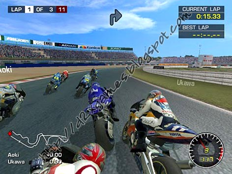 Free Download Games - MotoGP 2