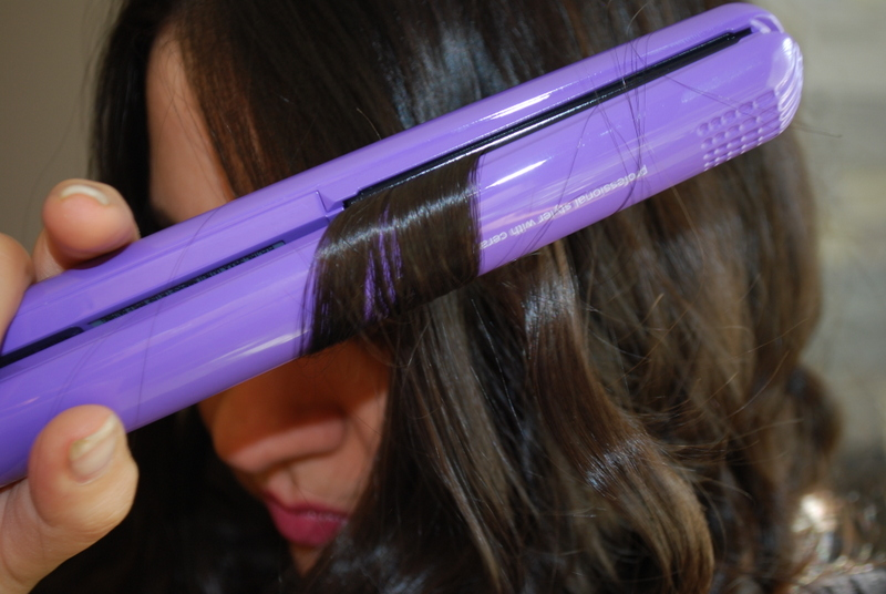 how to use philips hair styler 5 in 1