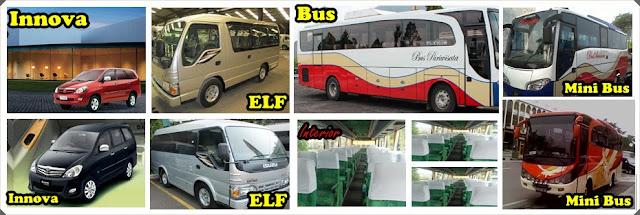 Kontrak Mobil dan Bus di Medan