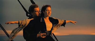 El Titanic 3D se restrena en San Valentin