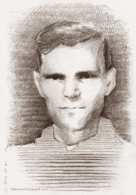 sketch_of_young_wojtyla