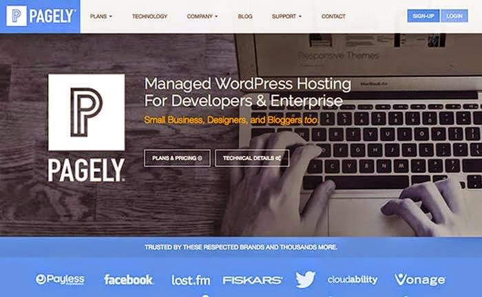 Web Hosting PageLy
