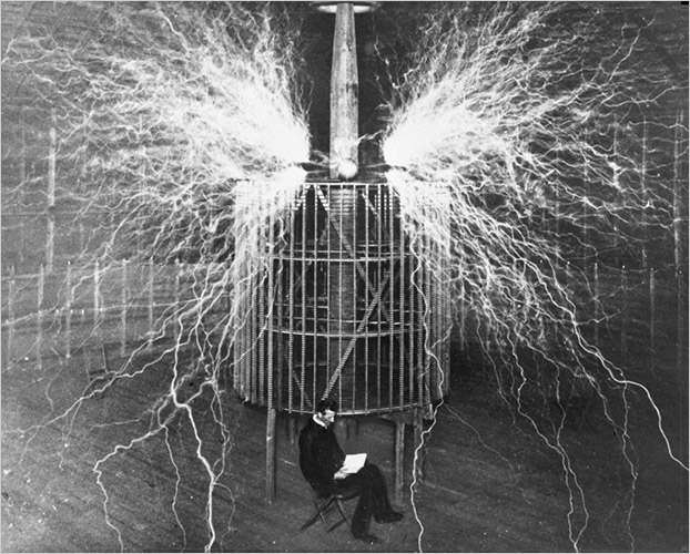 a biography of nikola tesla a great scientist Nikola tesla ac motor (1883  in an inductive connection which was not close—we call it now a loose coupling—but free to permit a great  home biography.