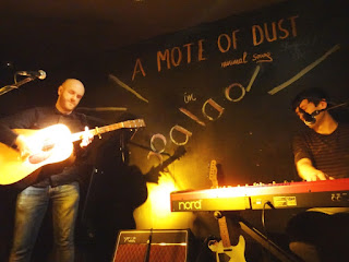 17.01.2016 Stuttgart - Cafe Galao: A Mote Of Dust