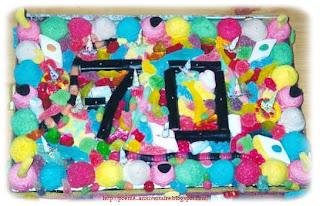 Bon anniversaire pour les 70 ans
