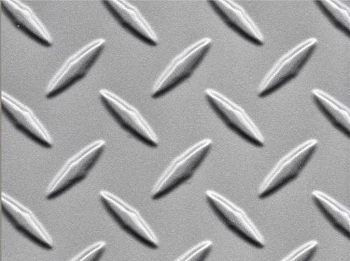 Argent Silver Diamond Plate sheets & Diamond Plate ABS sheets   Chrome Diamond Plate Plastic sheets