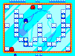 Desarrollan un clon de Pengo para Master System