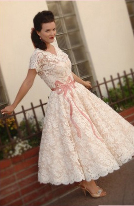 Designer Dress Rental on The Glass Slipper  Vintage Wedding Dresses By Decade
