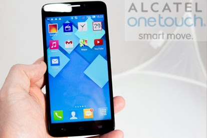 Alcatel One Touch Idol X +