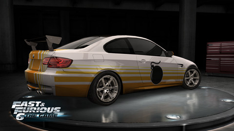 screenshot 2 Fast & Furious 6 The Game 0.2