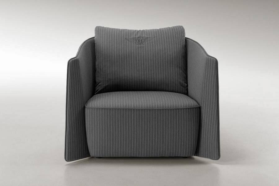 Bentley Collection - Butterfly Armchair