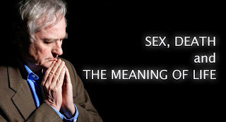 "Sex, Death And The Meaning Of Life: Sin - Richard Dawkins - Challenging questions such as ""what happens as we move on and leave religion behind?"", ""what will guide and inspire us in a world free of all Gods?"", ""how can an atheist find a meaning in life?"""