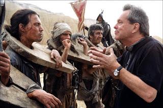 Lost in La Mancha - Johnny Depp y Terry Gilliam
