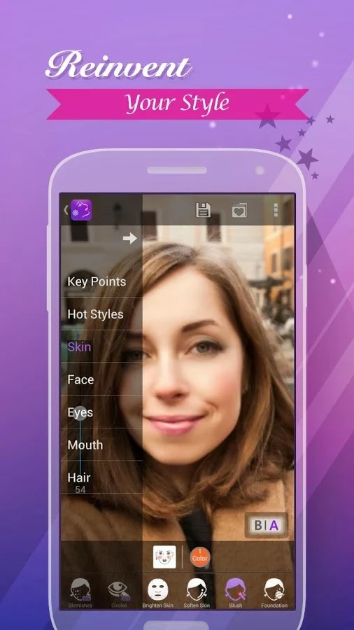 Perfect365: One-Tap Makeover v3.6.1 [Unlocked]