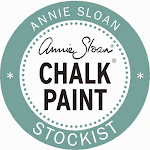 We sell Chalk Paint® decorative paint by Annie Sloan!