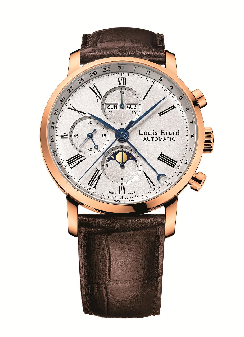 ... CEO dos relógios Louis Erard em Portugal, para lançamento da marca
