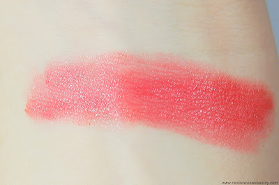 NARS Lipstick in Niagara Swatch